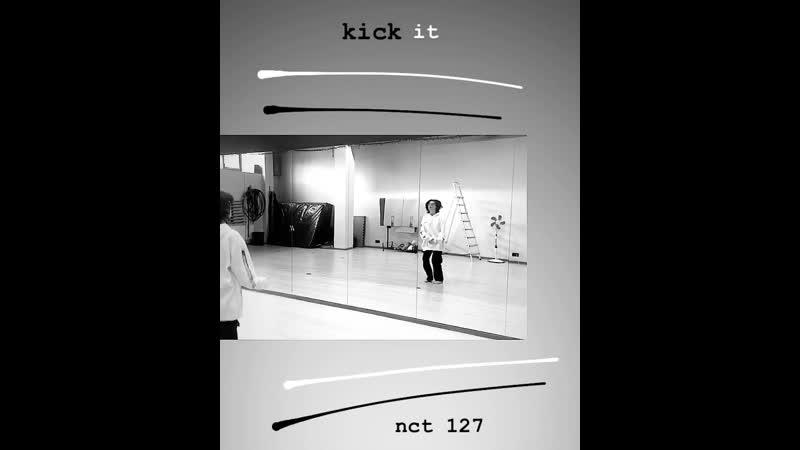 Nct 127 - kick it