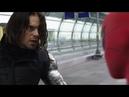 Человек Паук против Баки и Сокола. Битва в аэропорту Часть 2 | Первый Мститель:Противостояние |2016|