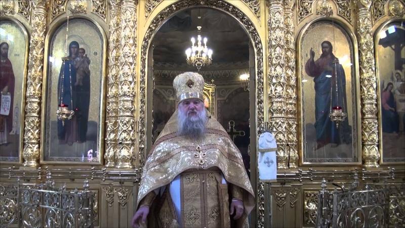 22 05 2015 Божественная литургия Перенесение мощей святителя и чудотворца Николая