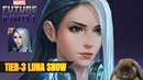 [MFF] Early Access Tier-3 Luna Snow (Lifestyle Series 1)