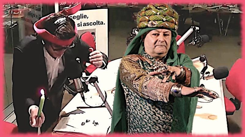 Maleficio del Divino Otelma contro il governo Conte bis- La Zanzara 9.9.2019