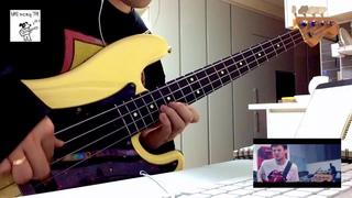 (베이스치는개) Cory Henry & Michael League - Yesterday Bass solo cover (with Transcription)