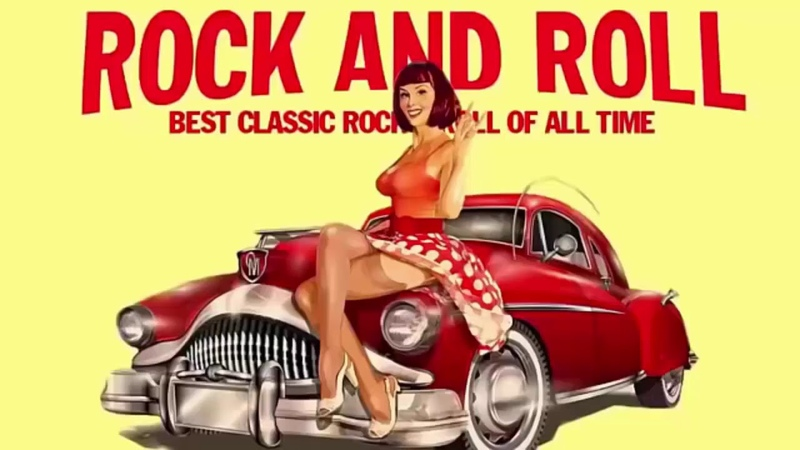 Golden Oldies Rock And Roll Music Of All Time - Top 100 Classic Rock n Roll Songs Collection
