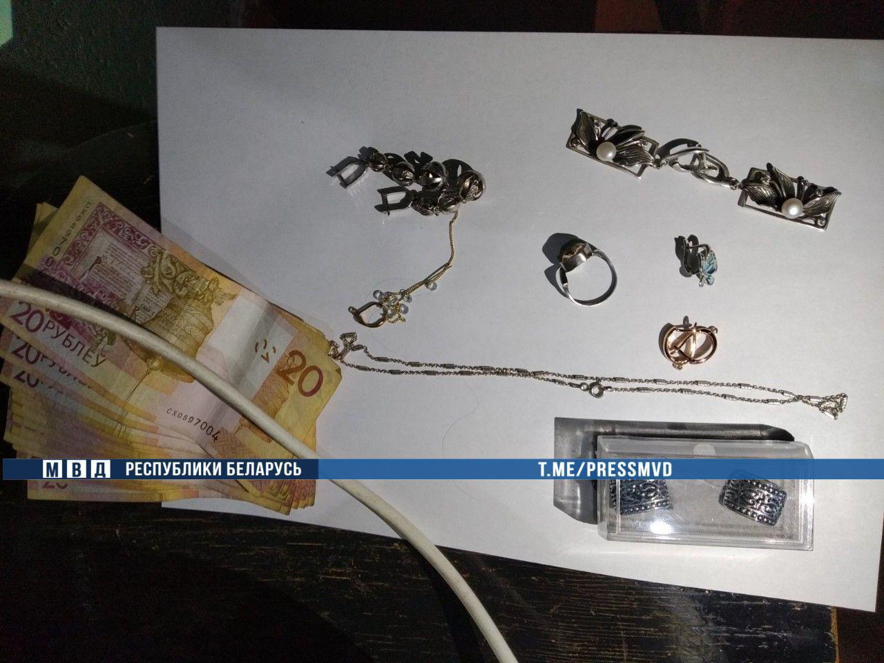 Брестские и гомельские оперативники задержали вора-рецидивиста