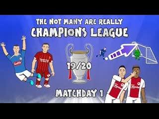 🏆callejon dive! barkley penalty miss! tadic slaps neres!🏆 (champions league parody)