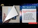 Thông số và Ảnh Đèn tuýp led bán nguyệt 0 6m 18w siêu sáng