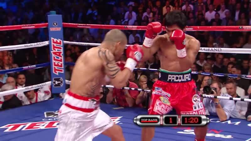 Мэнни Пакьяо Мигель Котто Полный бой Manny Pacquiao vs. Miguel Cotto Full Fight
