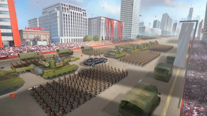 Военная победа в Civilization VI