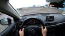 2014 Mazda 3 1.5L (120) POV TEST DRIVE