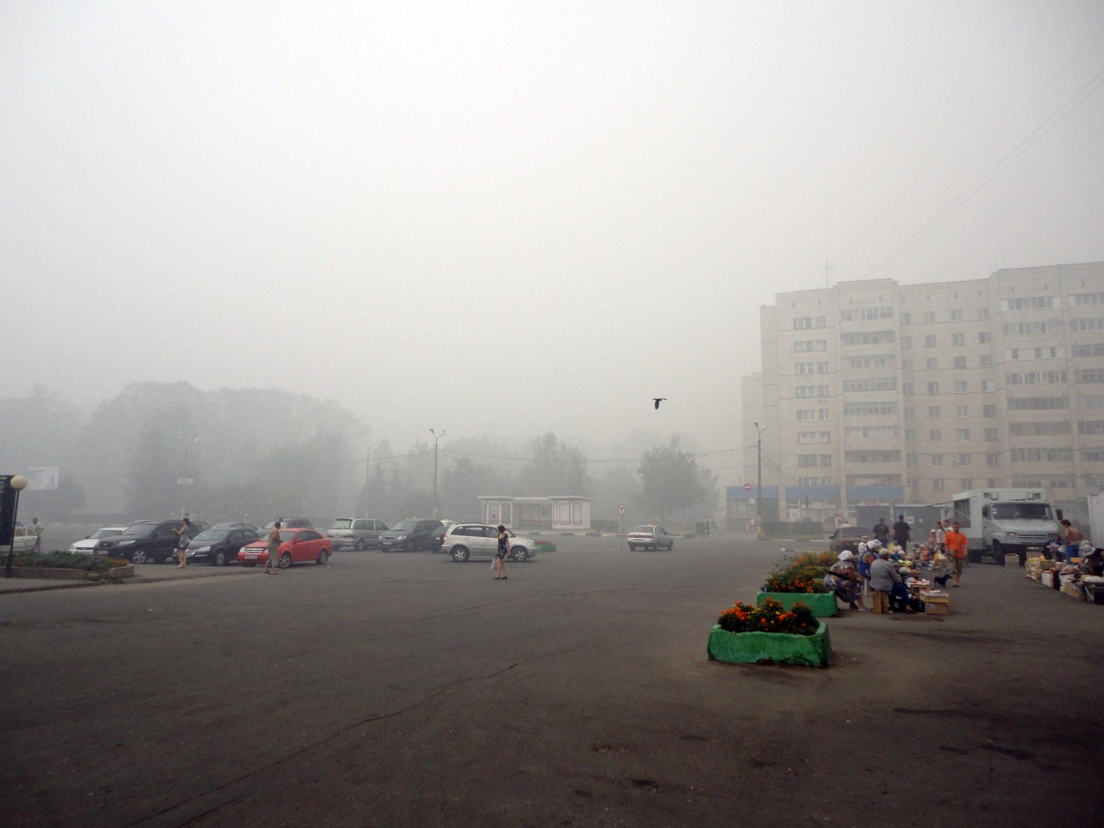 Нижегородская область, город Кстово.