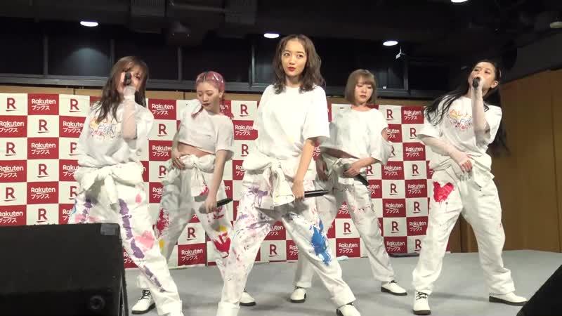 フェアリーズ ★ Let it go 2019.11.17 楽天東京イベ 1600