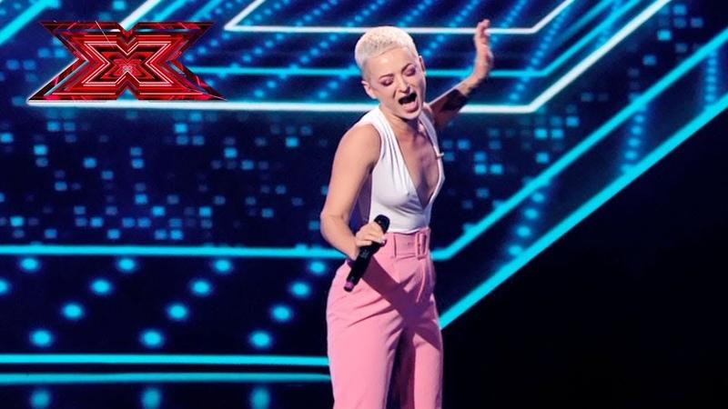 Катерина Данилейко – Lady Gaga – A-YO – Х-фактор 10. Третий тренировочный лагерь