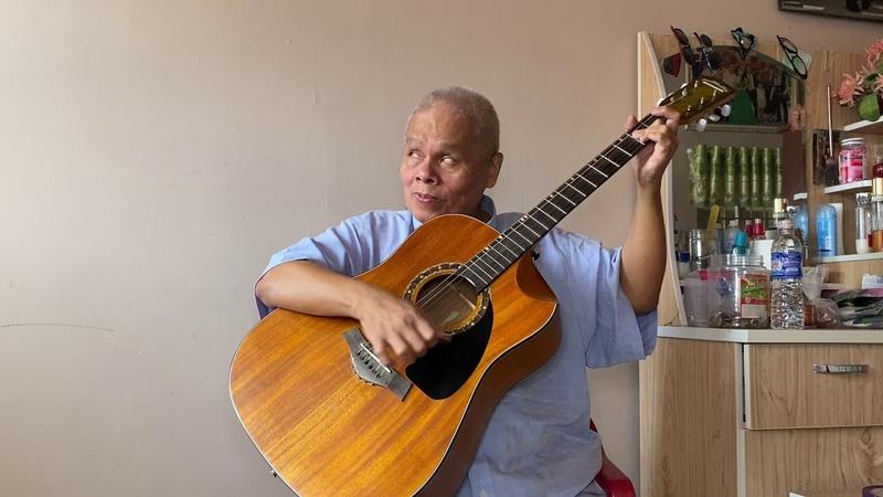 Abba Happy New Year Cover Thanh Điền Guitar смотреть онлайн без регистрации