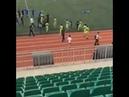 Массовая драка на футбольном матче в Махачкале