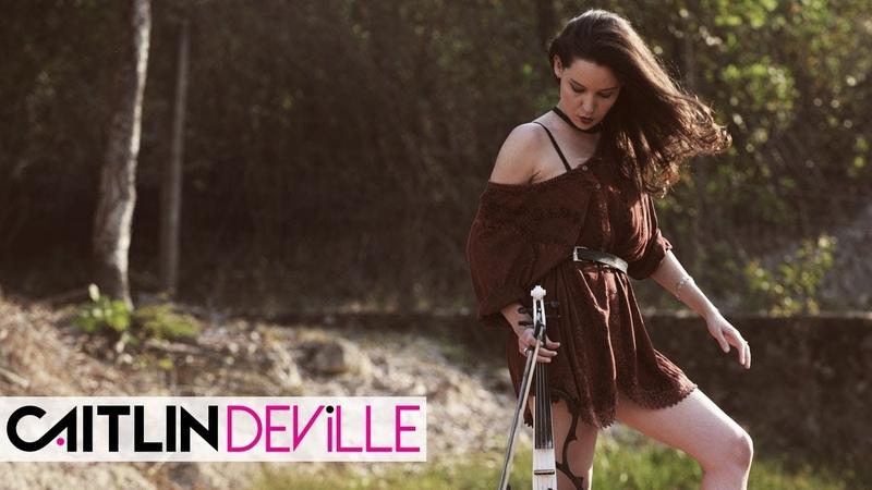 What About Us P!nk Electric Violin Cover Caitlin De Ville