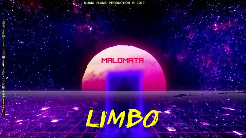 Malomata Limbo Official audio 2020 cyberpunk retrowave 80s