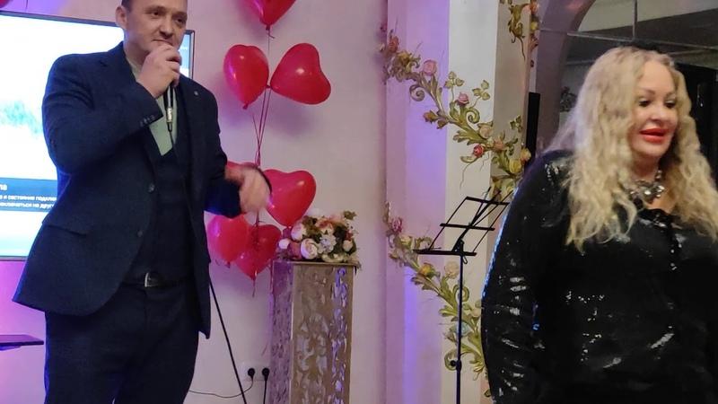 Эллина Лахтина и Рубен Алмазов и мои песни