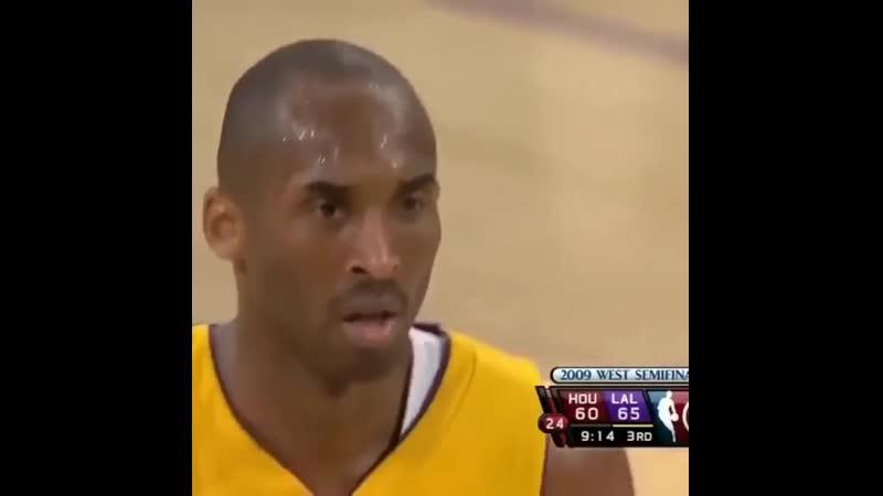 Kobe Bryant Gets Buckets On Shane Battier Says He Cant Guard Me! (via @timelesssports)