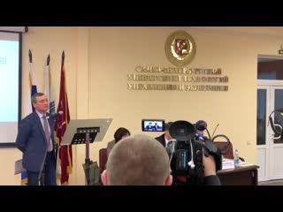 Вице-губернатор Н.В. Линченко в п.Шушары