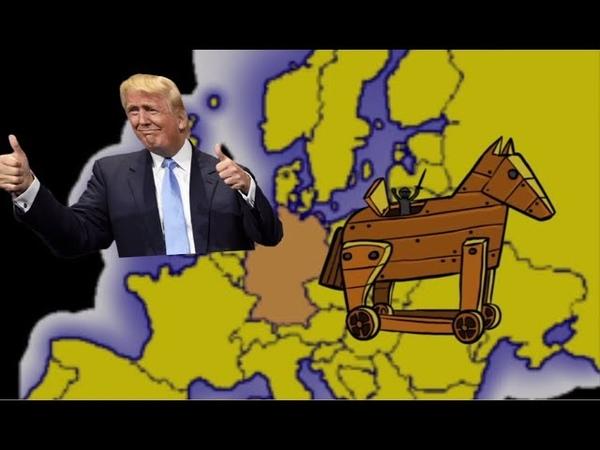 Donald Trumps Methaper über Migration Deutschland und die Realität