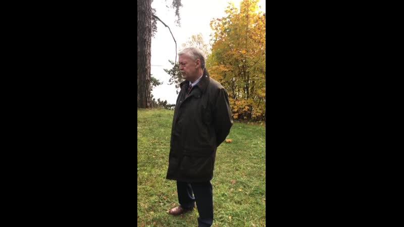 Посол в Латвии об историческом значении 13 октября