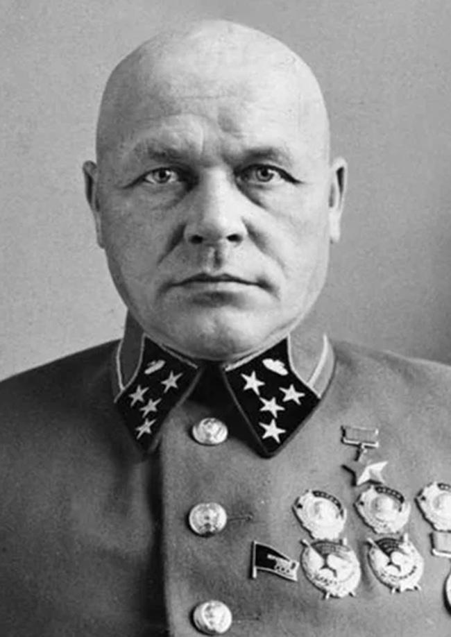 Павлов в 1941 году