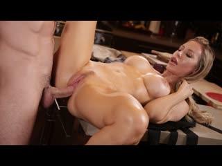 Nicole aniston nicole aniston fucks her sons coach (big tits, blowjob, blonde, milf)