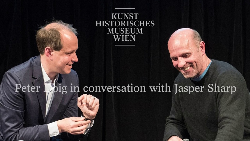 Peter Doig in conversation with Jasper Sharp