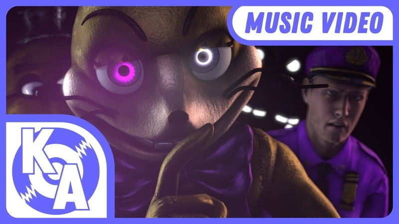 SFM FNAF VR HELP WANTED SONG ▶ Monsters feat JT Music Swiblet Tohru
