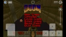 Doom . Ultimate doom. New port. Lzdoom. Delta touch. Android. Levels one and two. All secrets.