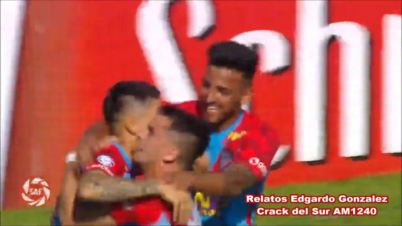 Arsenal - Estudiantes [3-0] | GOLES | Superliga (Relatos Edgardo Gonzalez)