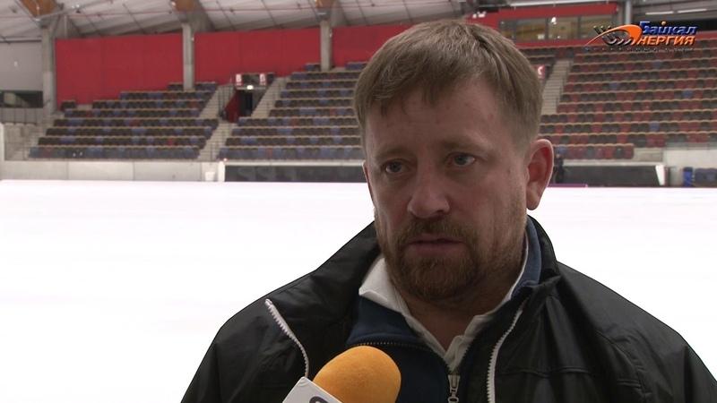 Андрей Рушкин о матче Водник - Байкал-Энергия - 3:1