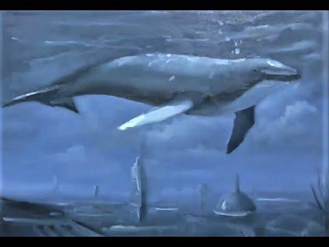 🔝 ХуДоЖнИкИ | Живопись | Рисуем вместе | Подводный мир | Кит | Екатерина Борисова