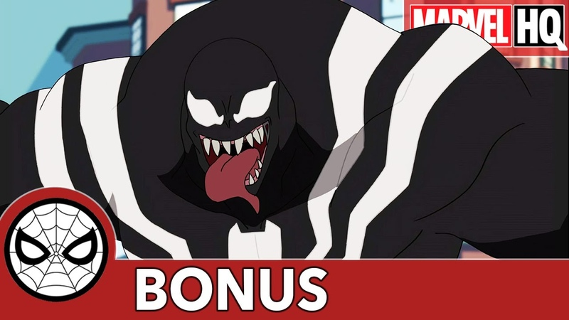 Road to Maximum Venom Marvel's Spider Man Maximum Venom Disney XD