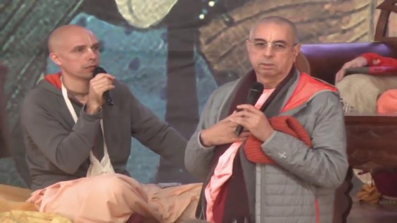 Niranjana Swami — On safe driving at Bhakti-sangama, Ukraine — 16-Sep-2019