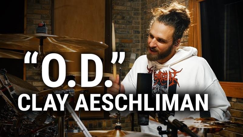 Meinl Cymbals - Clay Aeschliman - O.D.