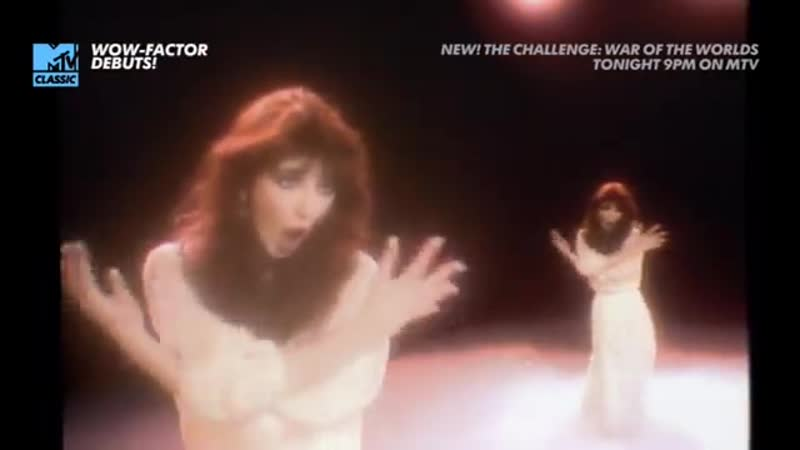 Kate bush - wuthering heights mtv classic