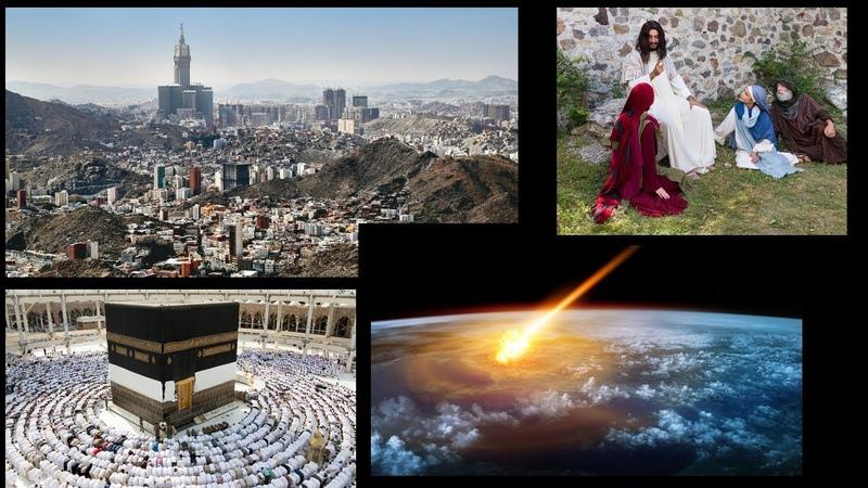 Jesus Warns Us to Flee Islam's Great City Mecca