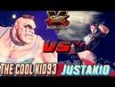 SFV AE 💥 THE COOL KID93 (Abigail) VS. Justakid (1 Juri) 🔥First to 3🔥