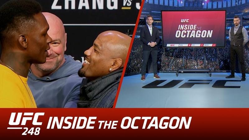 UFC 248 Inside the Octagon Adesanya vs Romero