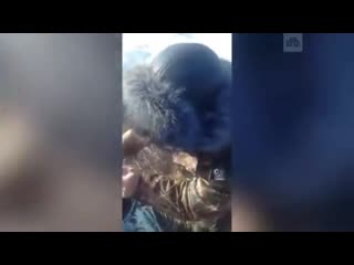 Неожиданное счастье пришло в дома жителей села в Костанайской области Казахстана