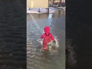Видео-отзыв о непромокаемой детской одежде Смаил