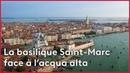 Venise face à la montée des eaux