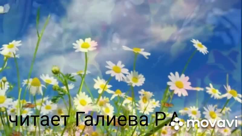 Релаксация Порхание бабочки Галиева Р А
