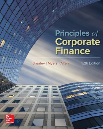 Principles of Corporate Finance  12th Edition