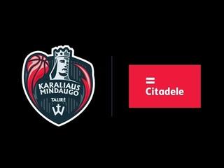 """""""Citadele-Karaliaus Mindaugo taurė"""" 2019-2020:  Kauno """"Žalgiris"""" — Vilniaus """"Rytas"""""""