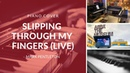 Slipping Through My Fingers - ABBA - Piano cover recorded live at ABBA The Museum