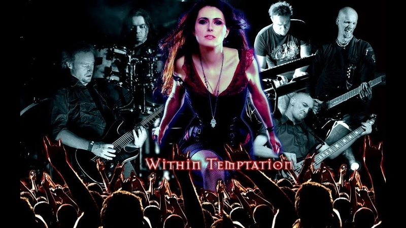 Герои мирового рока, Кемерово, 2019. Within Temptation. Нидерланды.