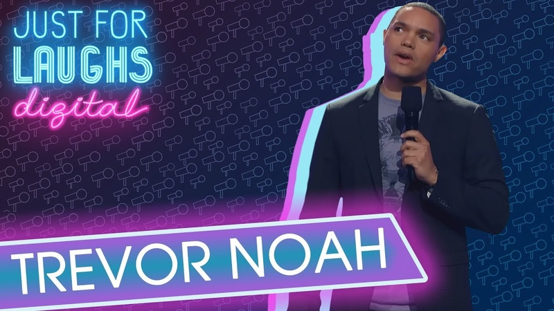 Trevor Noah Some Languages Are Scary