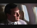 Mad Men - Don Draper on a plane The Tornados - Telstar